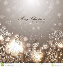 Beautiful Christmas Design Beautiful Christmas Background With Snowflakes Stock Vector