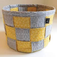 A Lovely Woven Basket for Storage and Display - Quilting Digest & Once you get rolling with this simple project you can easily make more than  one. Keep one and give others as gifts. Or, line several up on a shelf to  hold ... Adamdwight.com