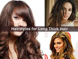 Easy Hairstyles On The Go Cute And Easy Hairstyles For Long Thick Hair Hairstyle For Women