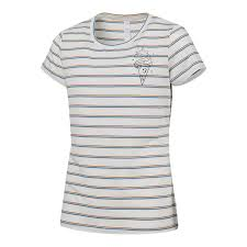 Ripzone Girls Coral Graphic Tee White Products In 2019