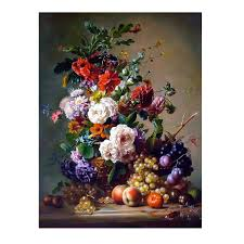 40 50cm art print still life flower oil painting picture printed on canvas decor