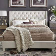 Yes - HomeSullivan - White - Beds & Headboards - Bedroom Furniture ...