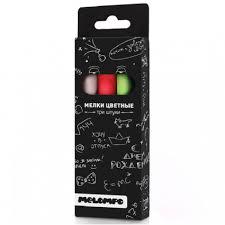 Купить <b>Набор цветных мелков Melompo</b> MEL-8 за 209 руб. оптом ...