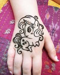 Mehndi Design Images For Kids 25 Mehndi Designs For Kids That Are Simple Yet Attractive