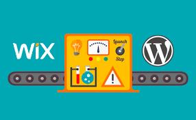 如何正确地从Wix切换到WordPress(逐步操作) - WP外贸网站建设