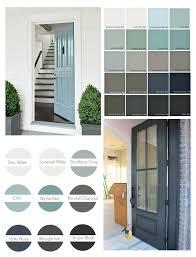 exterior door paint colorsPopular Front Door Paint Colors  Door paint colors Front doors