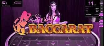 Sexy Baccarat เซ็กซี่บาคาร่า สาวสวยแจกไพ่ - Tiger711