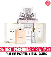 25 best perfumes for women that are incredibly long lasting