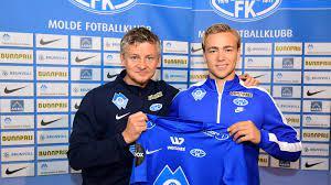 Ellingsen spilleklar for Molde FK / Molde