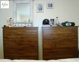 laminate furniture makeover. Before \u0026 After: Miriam\u0027s Dresser + Jasmine\u0027s Entryway Laminate Furniture Makeover