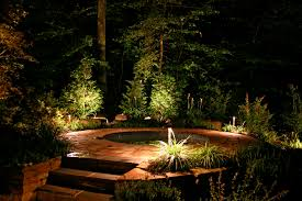 tropical outdoor lighting. naturaly soak up a relaxing tropical atmosphere for backyard decoration ideas with professional outdoor lighting design d
