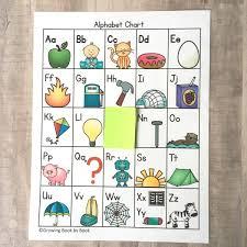 The Best Free Printable Alphabet Chart