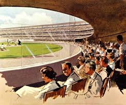 Walter Omalley Features Great Ideas At Dodger Stadium