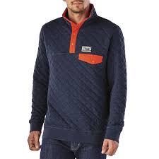Men's Organic Cotton Quilt Snap-T® Pullover | Cotton quilts & Men's Organic Cotton Quilt Snap-T® Pullover Adamdwight.com