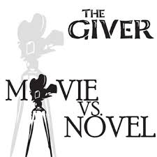 the giver movie vs novel comparison by created for learning tpt the giver movie vs novel comparison
