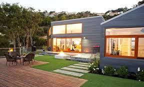 Modern Backyard Captivating Modern Landscape Designs For A Modern