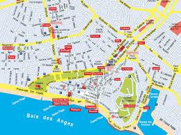 map of nice france  recana masana