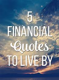 Financial Quotes Fascinating 48 Financial Quotes To Live By Young Adult Money