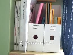 I put books for a curriculum set together.