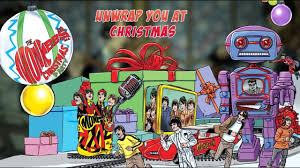 The <b>Monkees</b> - Unwrap You At <b>Christmas</b> (Official Lyric Video ...
