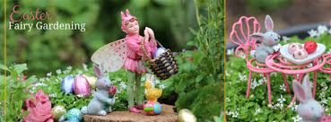 fairy garden fairies. EGG-citement Of An Egg Hunt On Easter Morning - But The Sugar Overload That Can Follow Not So Much. That\u0027s Why My Little Fairy Garden Fairies And Y