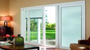 good sliding patio doors with blinds between the glass or full size of door door blinds