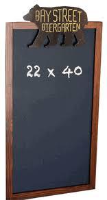 Restaurant Name And Logo Custom Restaurant Logo Chalkboard Custom Chalkboards