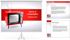 tv powerpoint templates tv template for powerpoint bountr info