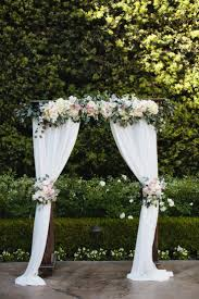 homey ideas wedding arch flowers best 25 white on