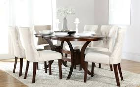 imposing design oval dining table set for 6 dining room sets with colored chairs oak dining