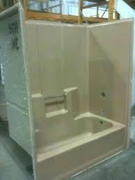 bathtub shower units one piece tub and shower one piece tub shower units one piece tub