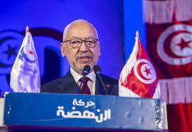 تونس.. الغنوشي يحل المكتب التنفيذي لحركة النهضة