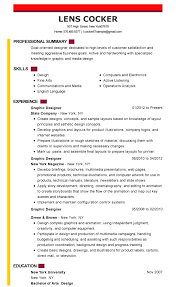 Good Example Of A Resume 61 Images Example Of A Good Resume
