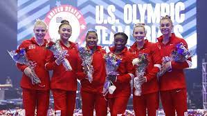 Team usa went with the top three scores from qualifications in determining their lineups today. A Guide To Simone Biles And The 2021 U S Women S Olympics Gymnastics Team Entertainment Tonight
