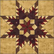 Free Easy Quilt Block Patterns | ... Unique Creations: Freebie ... & Free Easy Quilt Block Patterns | ... Unique Creations: Freebie Friday  Feathered Star Adamdwight.com