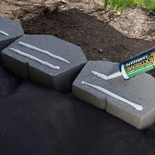 apply concrete adhesive