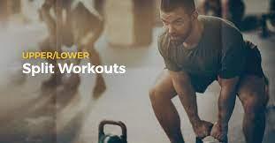 upper lower split the best workout