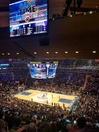 Madison Square Garden Interactive Seating Chart Facebook