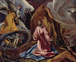 christ in the garden of gethsemane. Agony In The Garden By El Greco Christ Of Gethsemane