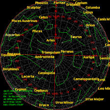 Which Stars Can You Use For Navigation In Different Parts Of