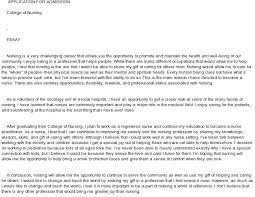 Short Essay Examples Free Fre Nursing Essay Nurse Essay Topics To Write About Topics