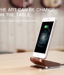 fullsize of engrossing baseus wood charger dock station cell phone desk docking station foriphone se wooden