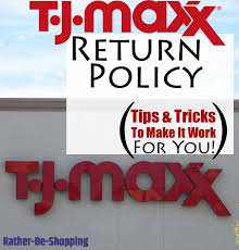 tj ma return policy tips and tricks to make it work for you