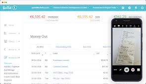 Free Receipt Tracking Upload Receipts In Bullet Accounting Software