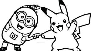 Minion Coloring Page Minions Coloring Pages To Print Minion