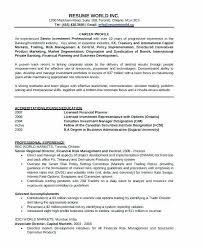 Examples Of Banking Resumes Retail Banking Resume Banking Resume