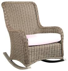 impressive semco rocking chairs and chic resin rocking chairs outdoor semco plastics taupe resin