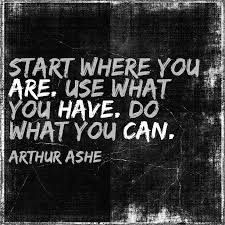 Arthur Ashe Quote | LEAD BASICS via Relatably.com