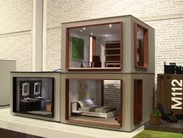 New from PRD Miniatures... SkyLofts are here!! Talk about ultra modern!  Paris Renfroe's new concept of stackable roomboxes creates a gorgeous  modern ...