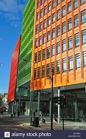 Central Saint Giles Office Building (Google Headquarters), St.Giles High  Street, Alamy